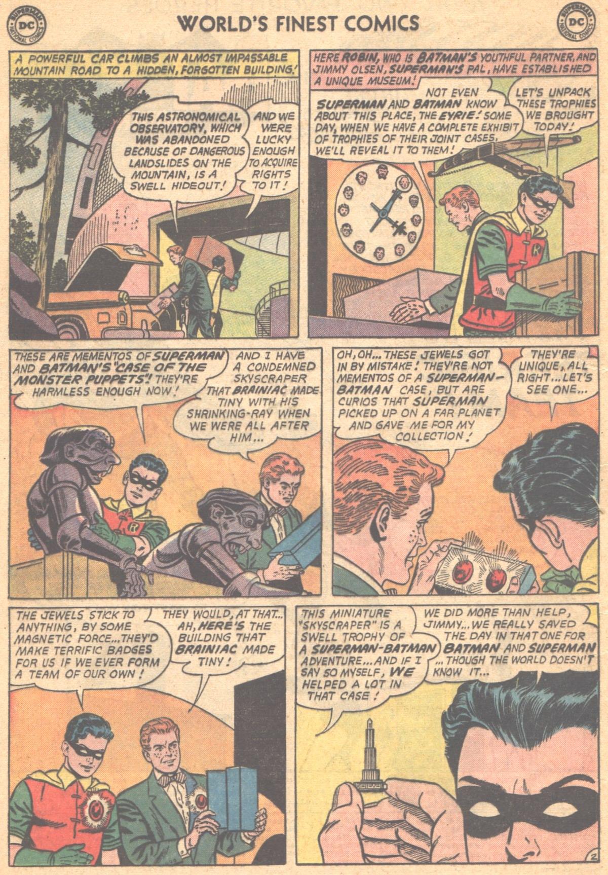 Read online World's Finest Comics comic -  Issue #147 - 4
