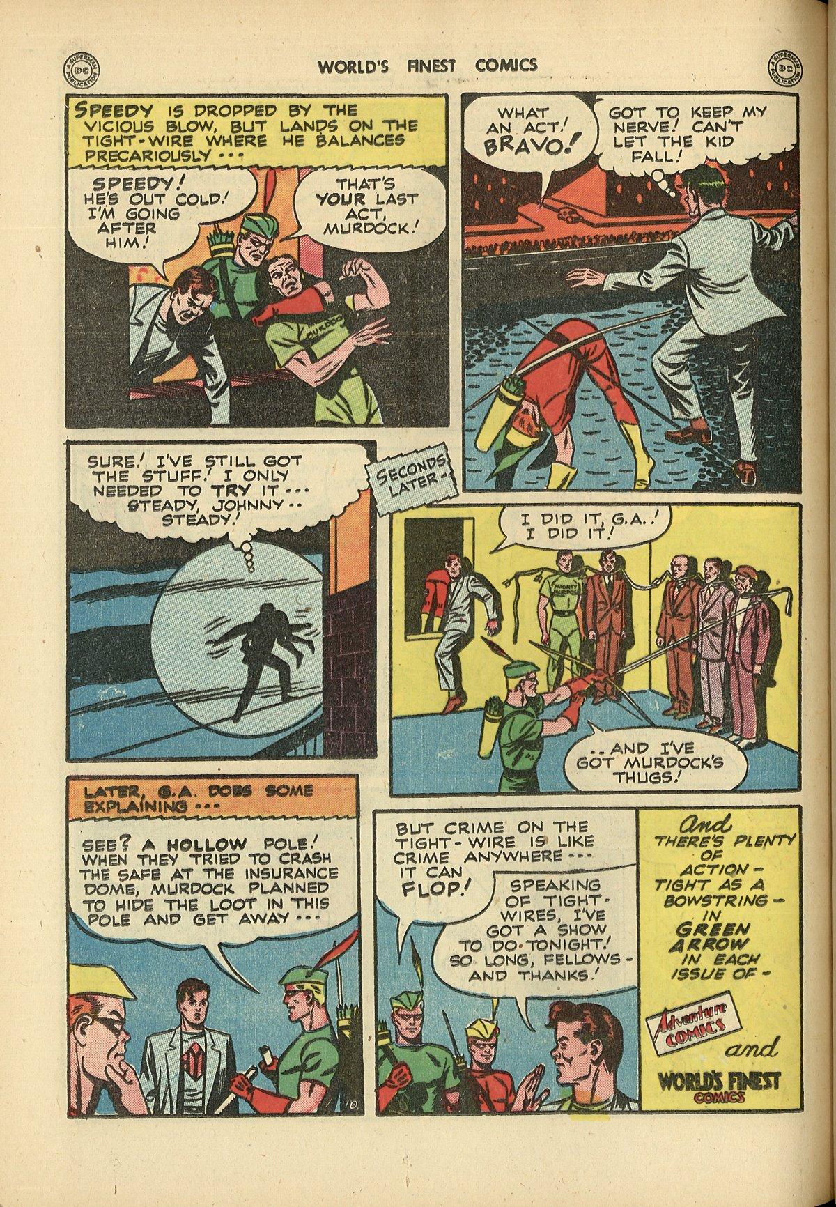 Read online World's Finest Comics comic -  Issue #26 - 60