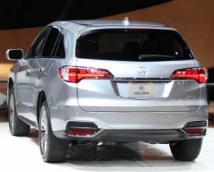 Acura RDX Release Date USA
