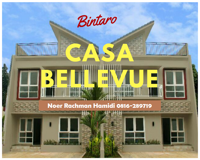 Casa Bellevue Residence, Bintaro.