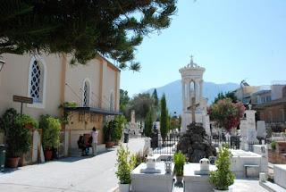 Αναβαθμίσεις στο Κεντρικό Κοιμητήριο Καλαμάτας