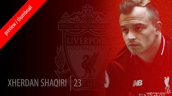 Unique Liverpool FC Wallpapers: Liverpool FC Xherdan