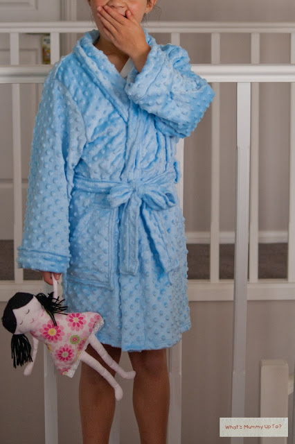 A Finley and Quinn Robe for Bethany
