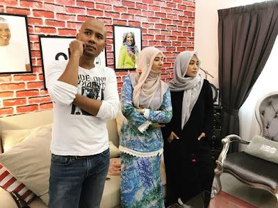 |Video| Pakaian Nurul Izzah Ditegur Lelaki Bernama Azrul