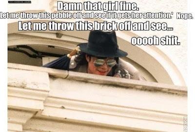 Michael Jackson Oh Shit Meme