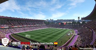 PES 2019 Stadium José Zorrilla by Arthur Torres