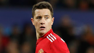 Ander Herrera facing  two-year prison sentence and six-year ban
