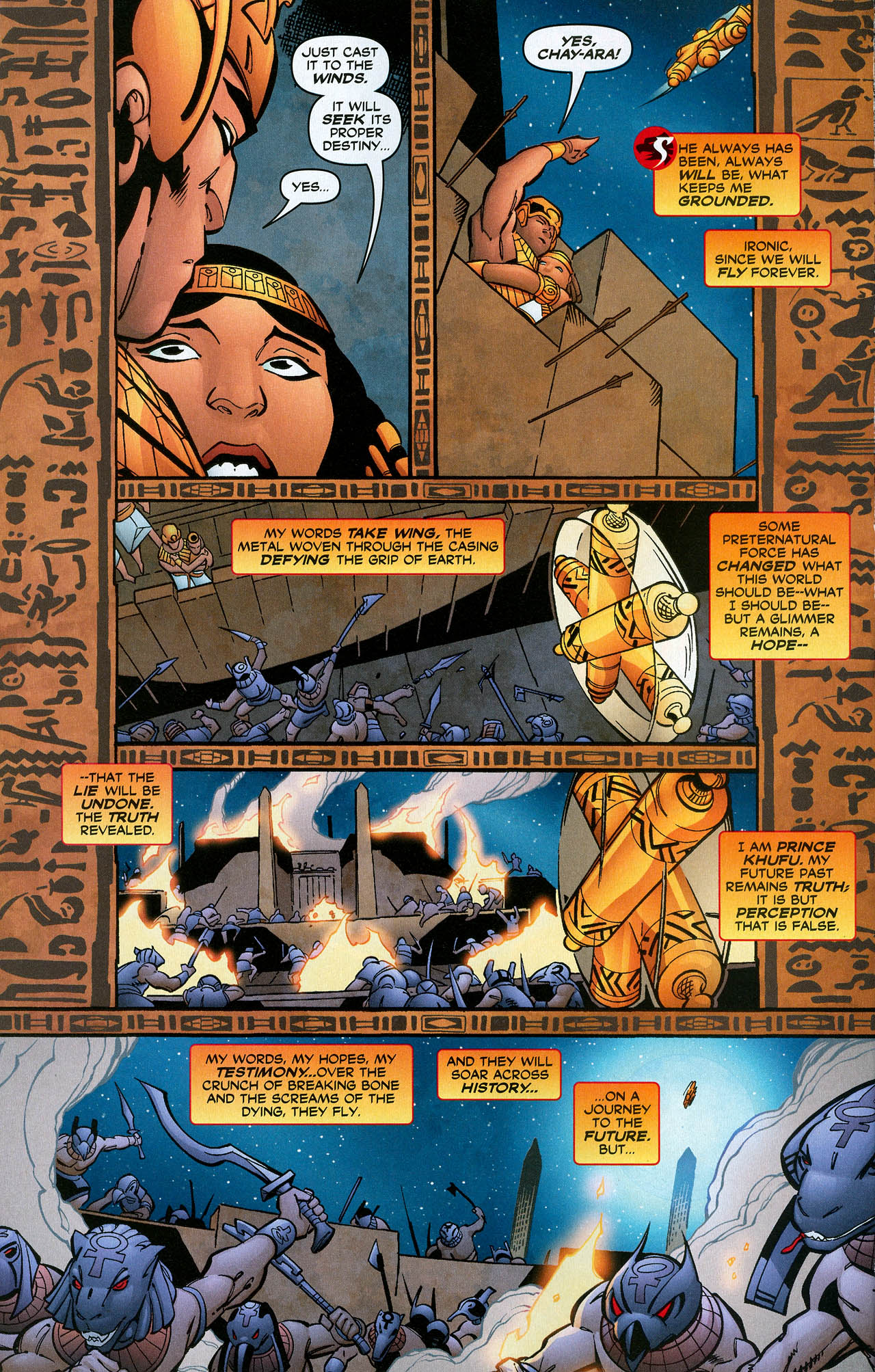 Read online Trinity (2008) comic -  Issue #22 - 15