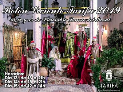 Tarifa - Belén Viviente 2019 - José María Caballero