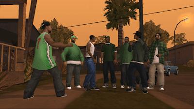 تحميل و تثبيت لعبة GTA San Andreas للاندرويد