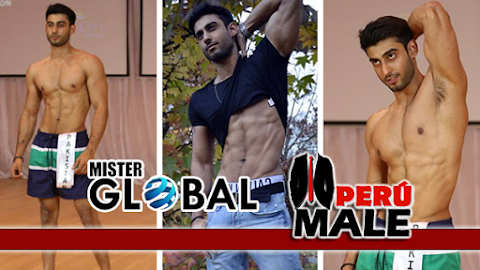 Mister Global Pakistan 2018