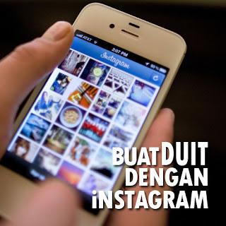 Buat Duit Dengan Instagram