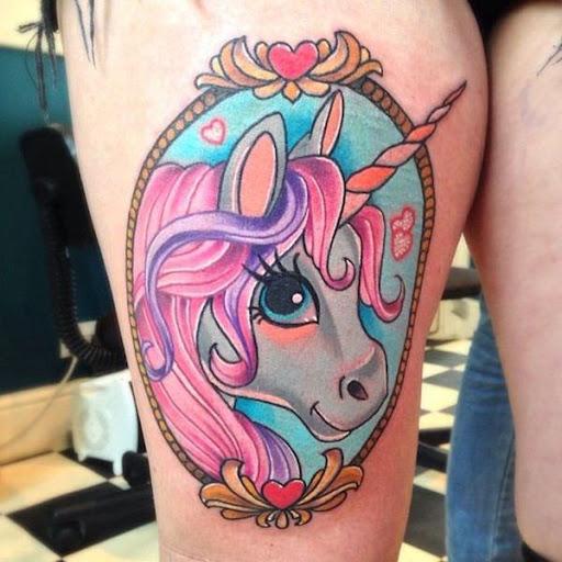 Coxa unicornios sao femininos