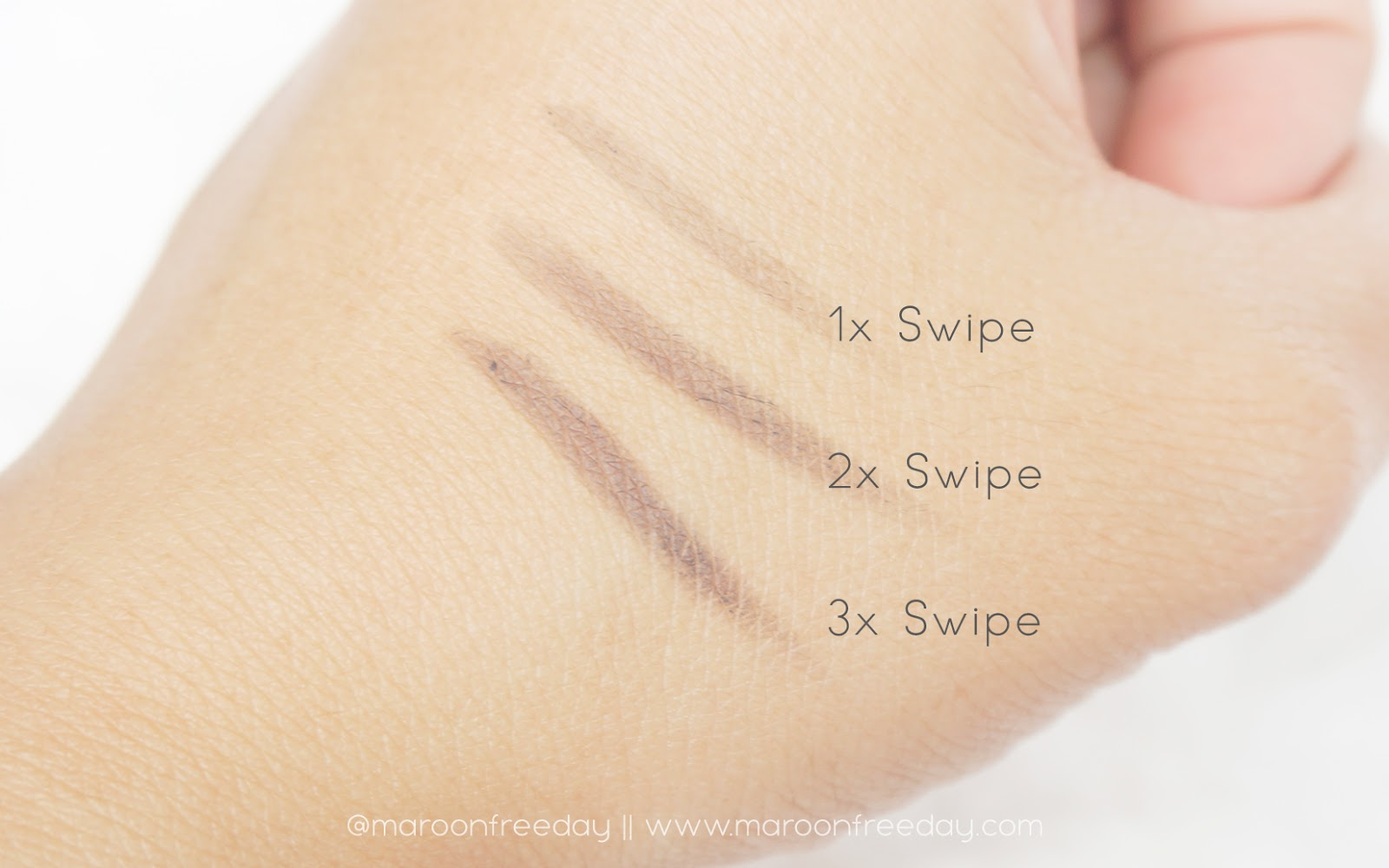 Swatches MOB Pro Brow Sculptor