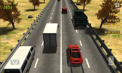 لعبة ترافيك ريسر - Traffic Racer