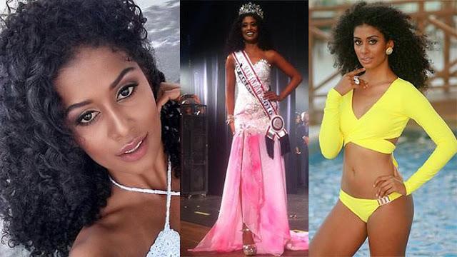 Deyse D'Anne do Maranhão chegou perto do título e ficou em terceiro