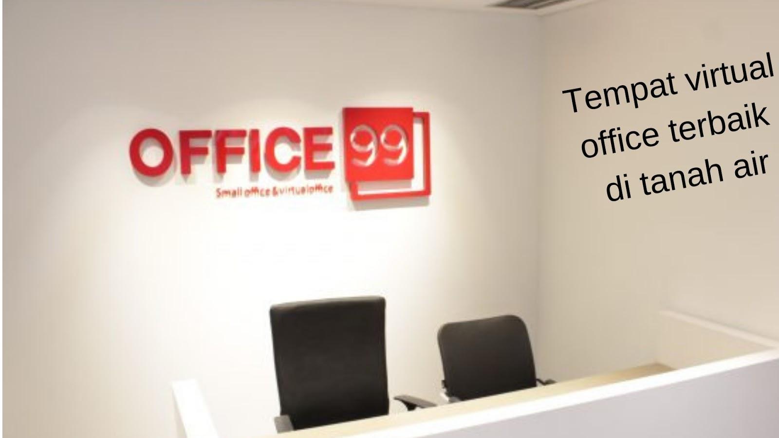 Virtual Office Terbaik Office99
