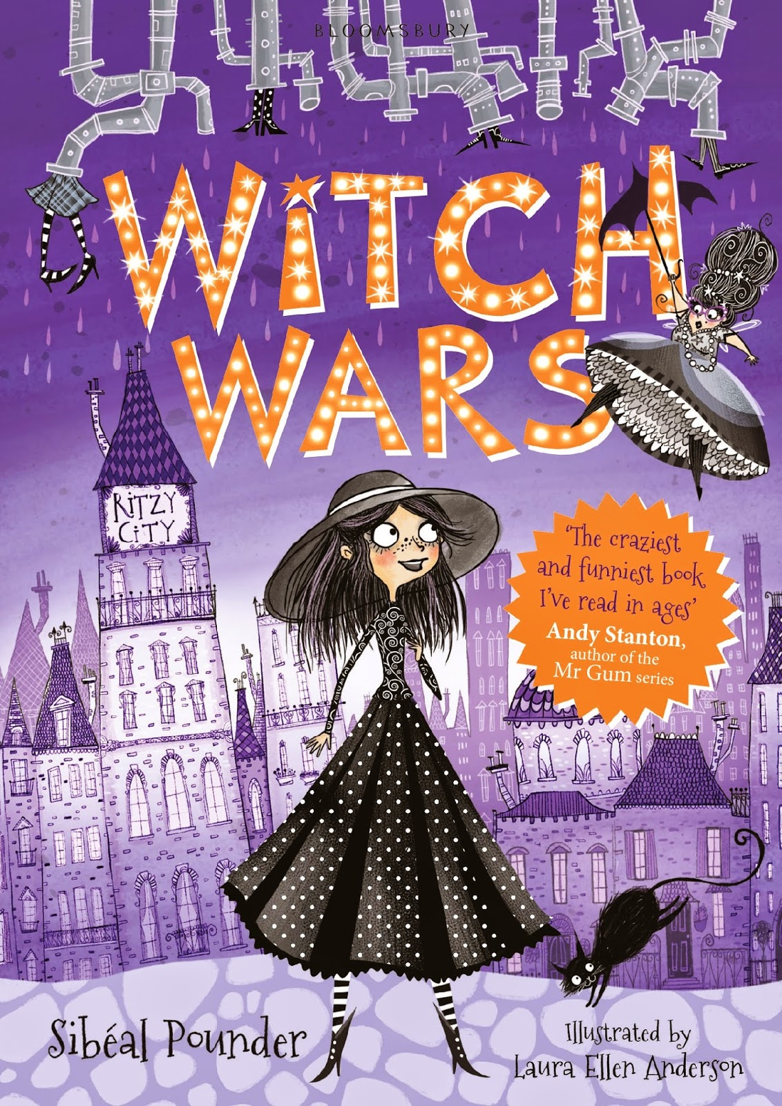 YA Yeah Yeah: Witch Wars Blog Tour: Interview with Laura