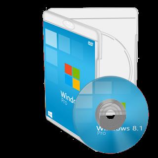 Microsoft Windows 8.1 Pro OEM ESD MULTi-3 June 2018