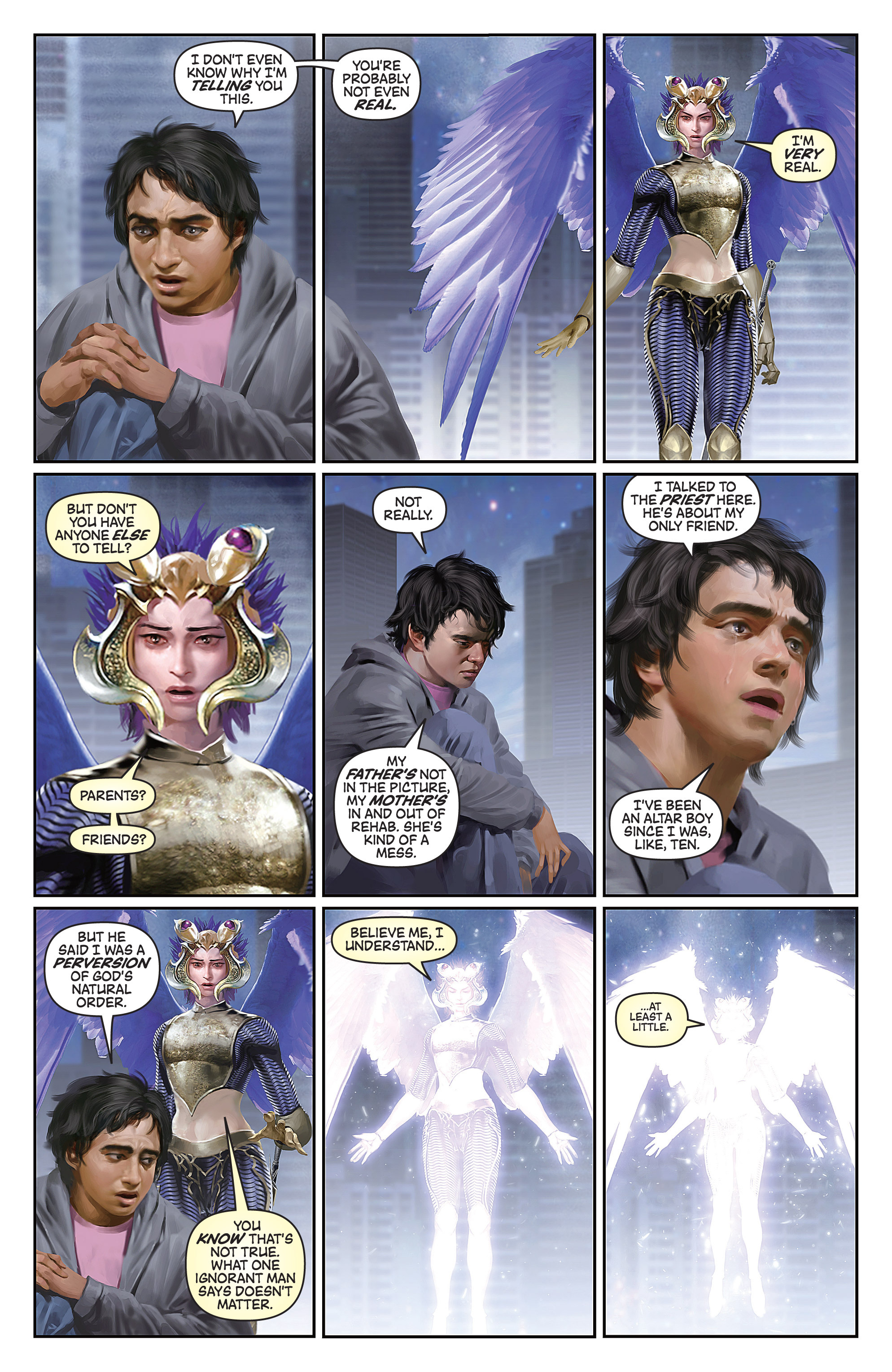 Read online Artifacts comic -  Issue #30 - 13