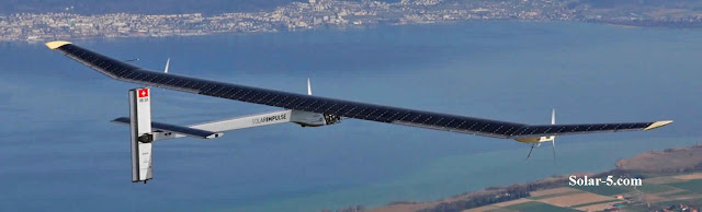 solarflieger Photovoltaik solar flugzeug
