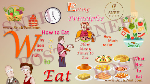 10 Healthy Eating Habits to Inculcate Now