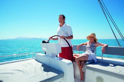 Enjoy Your Sailing Time