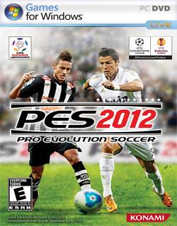 تحميل لعبة PES 2012
