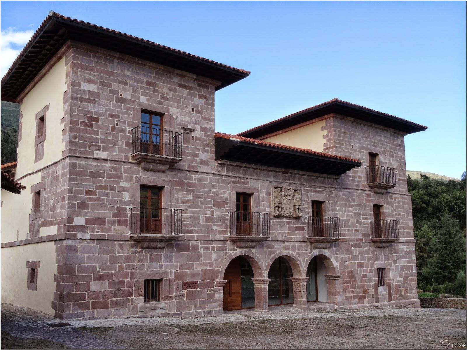 Palacio de Diaz de Cossío y Mier (Foto: Andandarás)