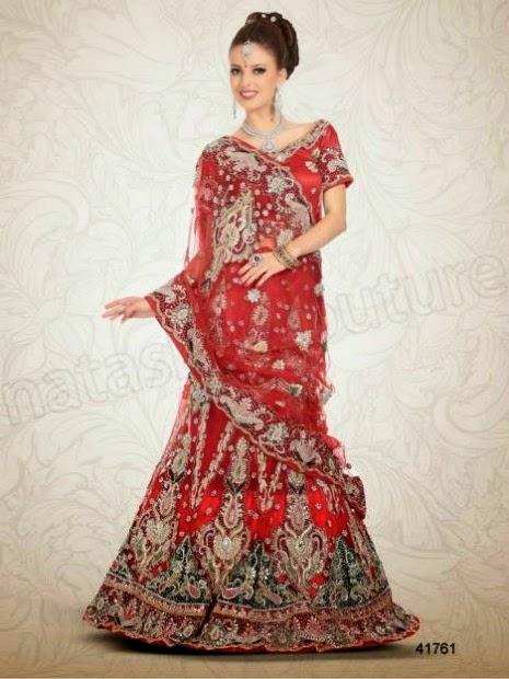 Wedding Bridal Wear Lehanga Sharara And Choli Design New