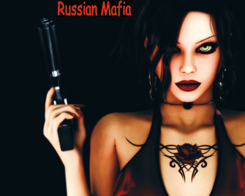 Hinh Xam CUa Mafia Nga