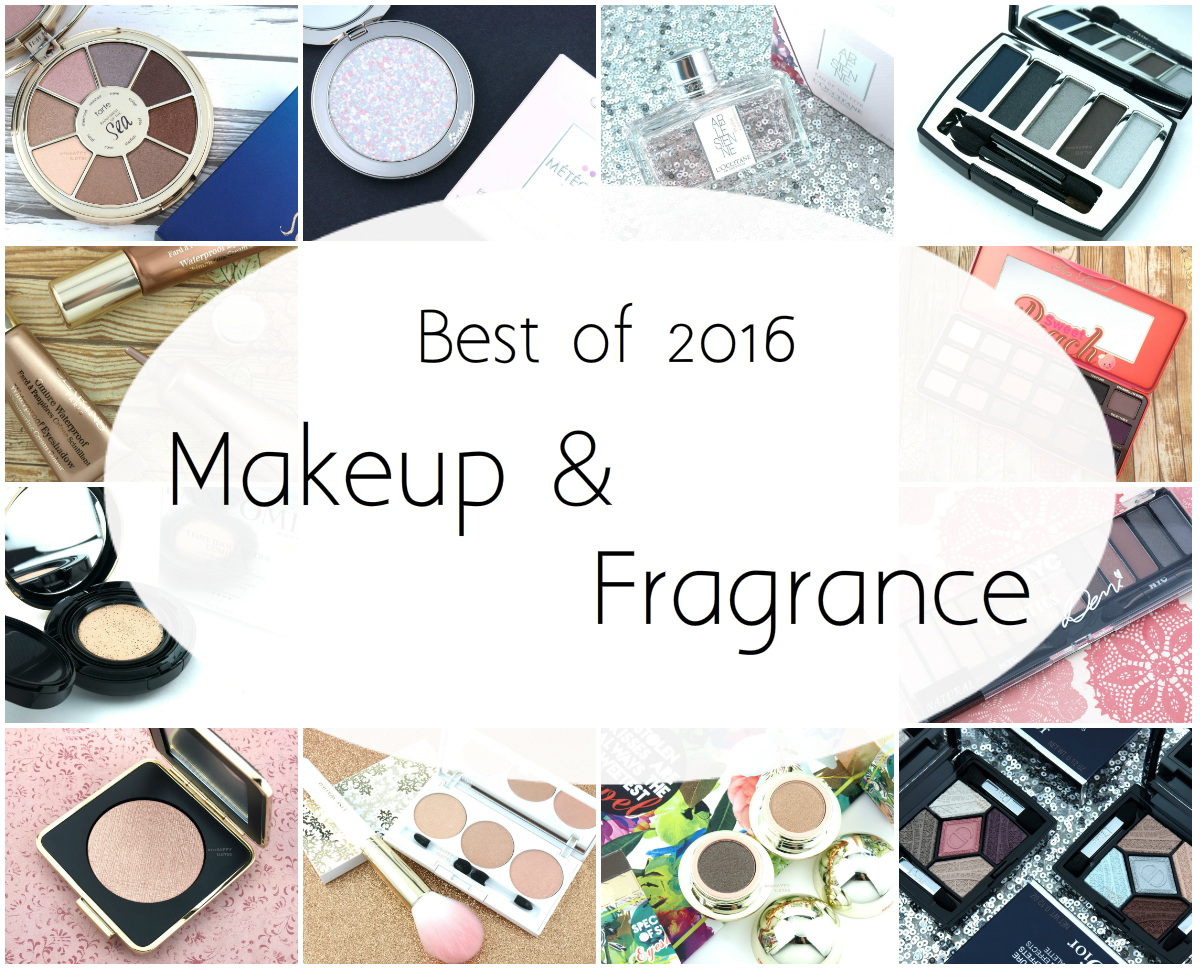 Best of 2016 | Makeup & Fragrances
