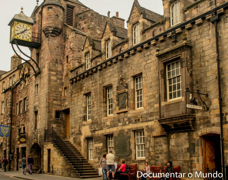 The People's Story; Old Tolbooth; Museus gratuitos em Edimburgo