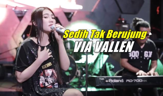 Via Vallen, Lagu Cover, Lagu Pop, 2018, Download Lagu Via Vallen Sedih Tak Berujung Mp3 (Cover Terbaik 2018)