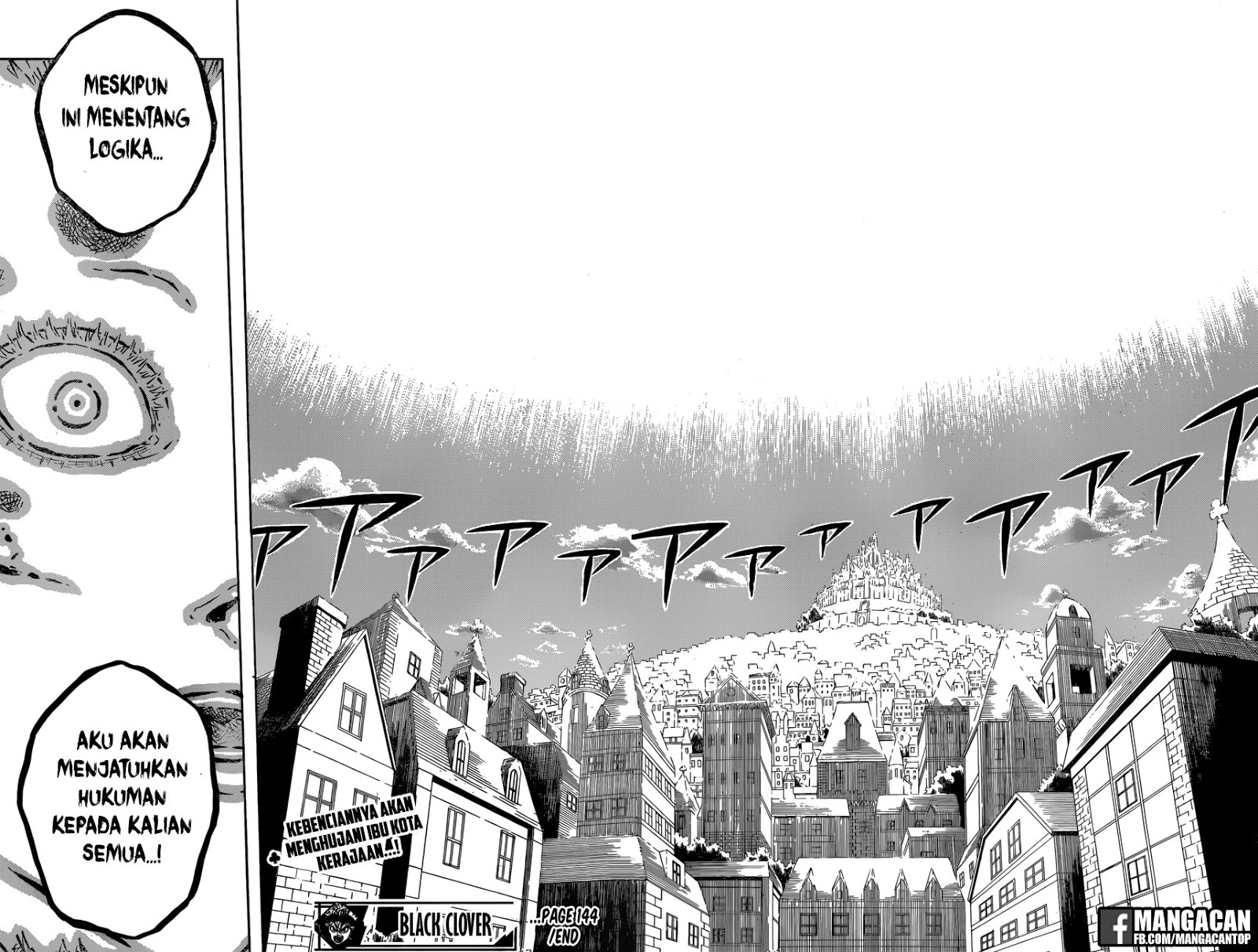 Black Clover Chap 144 Bahasa Indo
