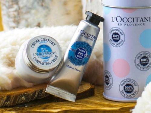 L'Occitane En Provence Free Shea Starter Kit Sampler