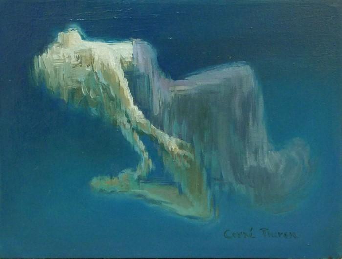 Вода как метафора нашего подсознания. Corne Theron