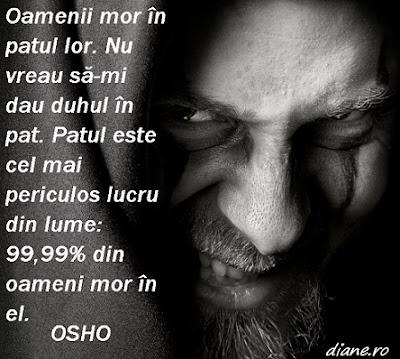 Poveste Osho despre moarte