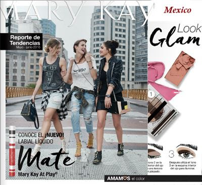 Tendencias Mary Kay Mexico mayo-junio 16