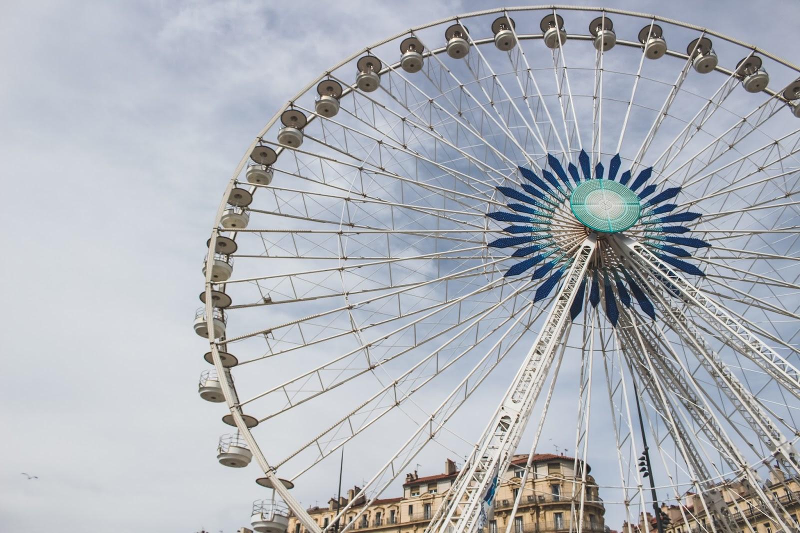 marseille grande roue