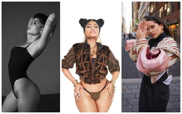 Nicki Minaj, Halsey e Rosalía são as primeiras atrações confirmadas para o 'MTV EMA' 2018