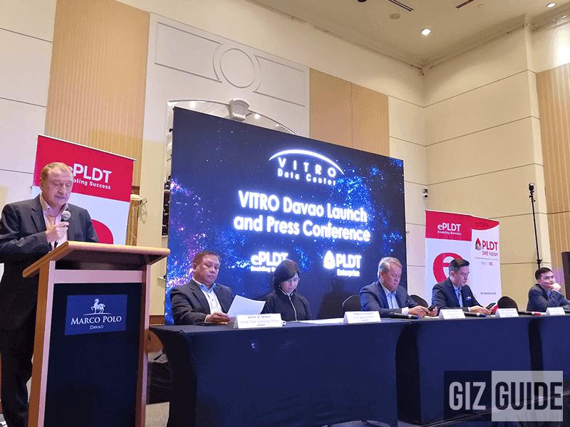 PLDT VITRO Davao Goes Official