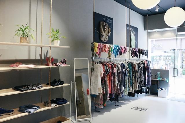 Reshare store Arnhem Leger des Heils tweedehands vintage kleding hotspot blog