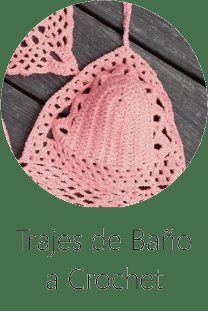 Trajes de Baño a Crochet border=