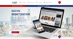 Alternatif Google AdSense Mgid Penyedia Iklan Yang membayar Mahal