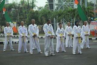 Taekwondo ATKP Surabaya