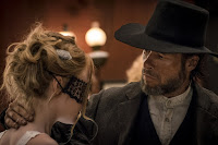 Dakota Fanning and Guy Pearce in Brimstone (1)