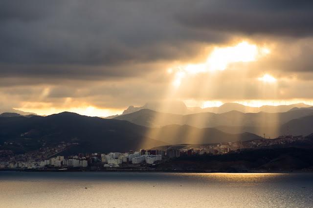 Zona del Recinto o Bahía Sur de Ceuta