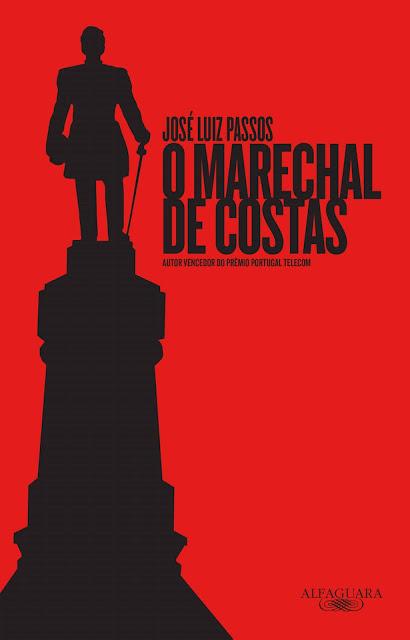 O marechal de costas José Luiz Passos