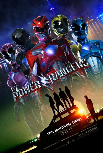 Download Film POWER RANGERS (2017) Sub Indo HDRip Full
